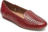 Rockport Women's Cobb Hill Galway Woven Loafer