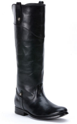 Frye Melissa Tab Tall Leather Boot