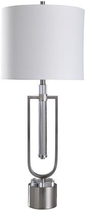 Stylecraft Brushed Finish Table Lamp