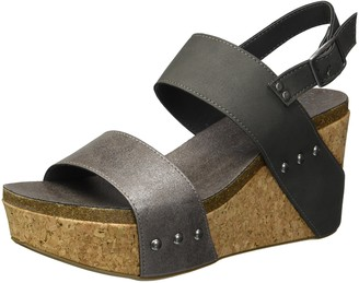 Sugar Women's SGR-Jeffrey Wedge Sandal