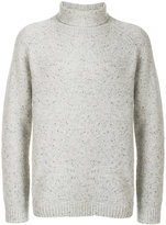 Carhartt roll-neck knitted sweater