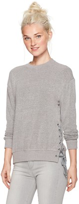 LIRA Women's Bryce Lace up Sweatshirt