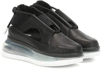 Nike 720 leather sneaker