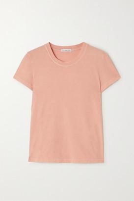 James Perse Boy Cotton-jersey T-shirt - Pink