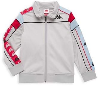 Kappa Little Boy's & Boy's Banda Zip Track Jacket