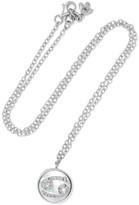 Carolina Bucci Cancer Lucky 18-karat White Gold Multi-stone Necklace - one size