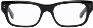 RetroSuperFuture Black Numero 74 Rectangle Glasses
