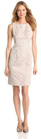 Anne Klein Women's Textured Dress