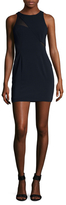Jay Godfrey Montgomery Bodycon Dress with Mesh Detail