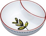 Kitchen Craft World of Flavours Mediterranean Ceramic Olive Serving Bowl