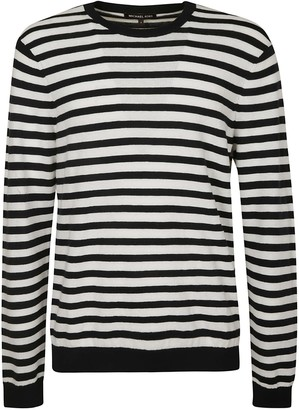 Michael Kors Stripe Sweatshirt