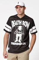 The Hundreds x Death Row Records Football Jersey