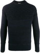 Roberto Collina patterned jumper