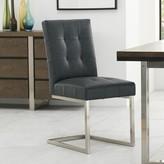 Malmo Chair With Velvet Fabric Orren Ellis