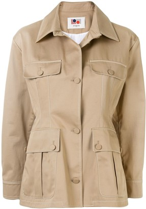 Ports 1961 Flap-Pocket Military Jacket
