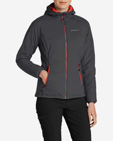 Eddie Bauer Women's IgniteLite Flux Stretch Hooded Jacket