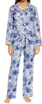 The Lazy Poet Emma Ocean Flowers Pajamas