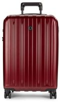 Delsey Titanium Expandable Hardside Carry-On Spinner