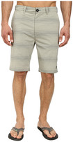 Billabong Crossfire X Stripe Hybrid Short