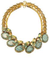 Elizabeth Cole Winstone Necklace Jonquil Turquoise