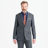 J.Crew Ludlow suit jacket in English Donegal wool