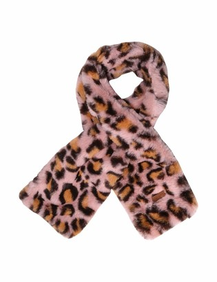 maximo Girls' Kunstfellschal Cold Weather Scarf