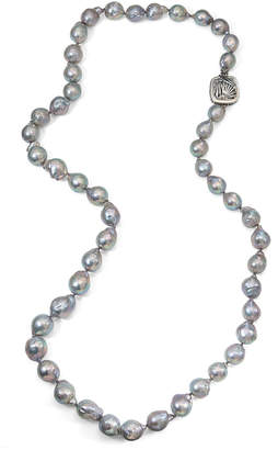 """Stephen Dweck Mixed Baroque Pearl Necklace, 32"""""""