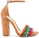 Schutz Joannas Heel in Tan