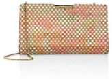 Milly Geometric Cork Small Convertible Clutch