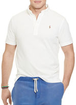 Polo Ralph Lauren Big and Tall Hampton Knit Oxford Shirt