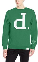 Diamond Supply Co. Men's Un Polo Crew Neck Sweater