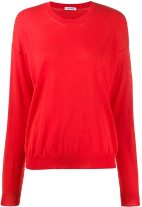 P.A.R.O.S.H. Slouchy Round Neck Jumper