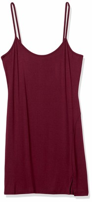 Forever 21 Women's Plus Size Slit Cami Dress