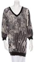 Magaschoni Printed Top