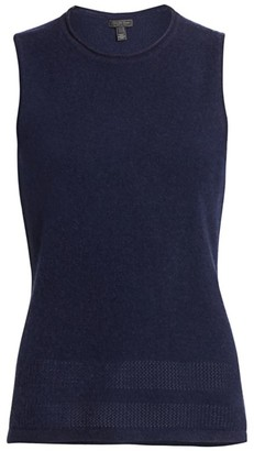 Saks Fifth Avenue COLLECTION Cashmere Knit Shell