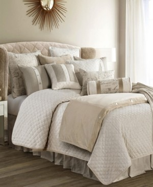 HiEnd Accents Fairfield King Coverlet Set Bedding