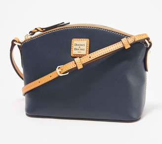 Dooney & Bourke Smooth Leather Suki Crossbody