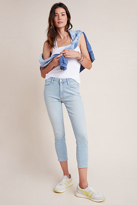 Mother The Looker High-Rise Skinny Ankle Jeans By in Blue Size 25