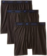 Hanes Men's 3-Pack Ultimate X-Temp Active Cool Boxer Brief