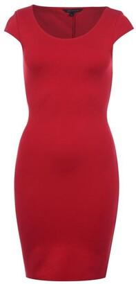 Armani Exchange Mini Jersey Dress