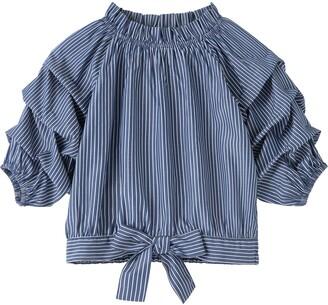 Habitual Yarn Dye Stripe Top