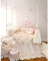 Glenna Jean 3 Piece Crib Bedding Set - Ava