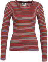 Mads Norgaard TUBA Long sleeved top red/orange/white