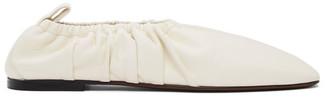 Neous Off-White Phinia Ballerina Flats