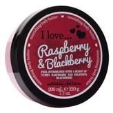 Ilove I Love Raspberry & Blackberry Nourishing Body Butter 200 mL