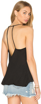 Krisa Crossed Back Cami