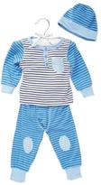 Mud Pie Boy Stripe Set