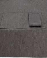 "Noritake Colorwave Graphite Collection 60"" x 102"" Tablecloth"