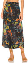 Raquel Allegra Party Pant in Navy. - size 0 / XS (also in 1 / S,2 / M,3 / L)