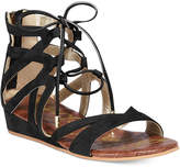 Sam Edelman Danica Lace-Up Sandals, Little Girls (11-3) and Big Girls (3.5-7)